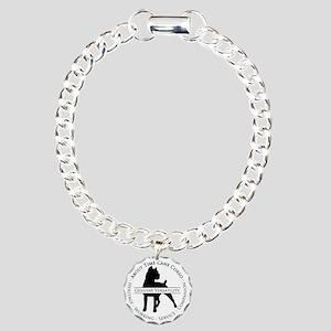 About Time Cane Corso Lo Charm Bracelet, One Charm