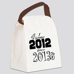 ODCG Happy New Year  Canvas Lunch Bag