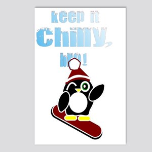 Keep it Chilly, Bro! Postcards (Package of 8)
