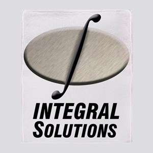 Integral Solutions Throw Blanket