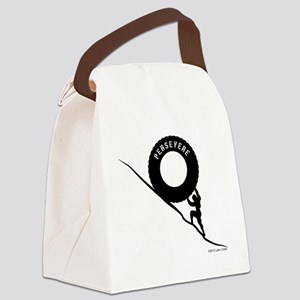 Sisyphus and his perseverence Canvas Lunch Bag