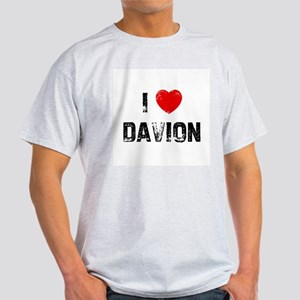 I * Davion Light T-Shirt