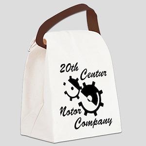 20th Century Motor Company Canvas Lunch Bag