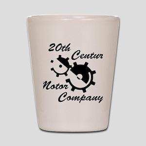 20th Century Motor Company Shot Glass