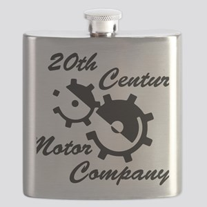 20th Century Motor Company Flask