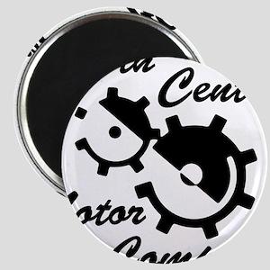 20th Century Motor Company Magnet