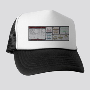 Chemistry Study Tables - Dark Trucker Hat