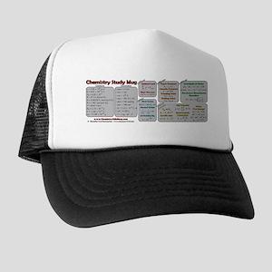 Chemistry Study Tables Trucker Hat