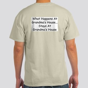 Grandma's House Light T-Shirt