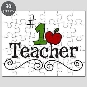 School Teacher Puzzle