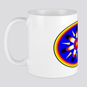 EAGLE FEATHER MEDALLION Mug