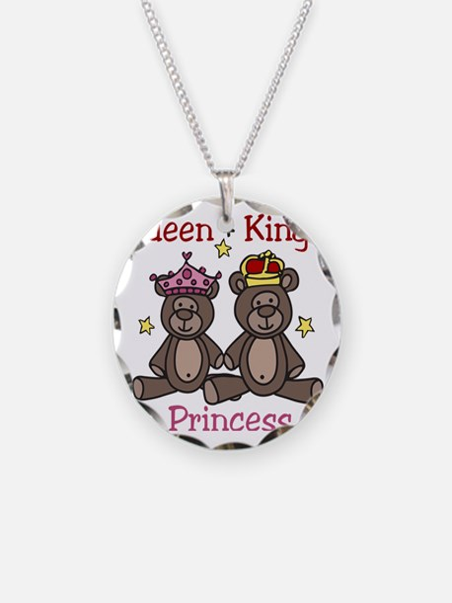 Princess Bears Necklace