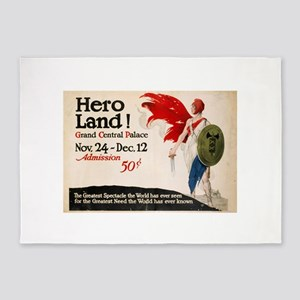 Hero Land Grand Central Palace - Jean Bonnerot - 1