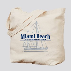 Miami Beach - Tote Bag Or Beach Bag
