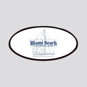 Miami Beach - Patches