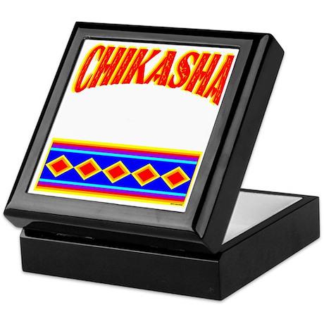 CHIKASHA Keepsake Box
