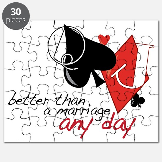 Better than a Marriage Puzzle