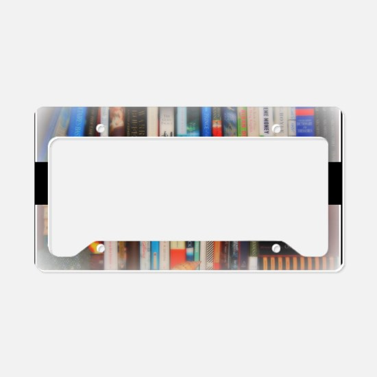 Title Wave Bookshelf License Plate Holder