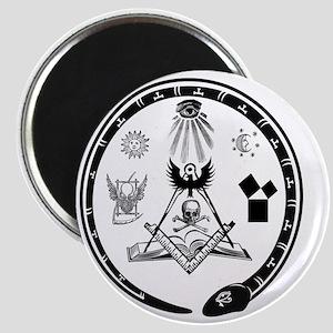 Masonic Logo Magnet