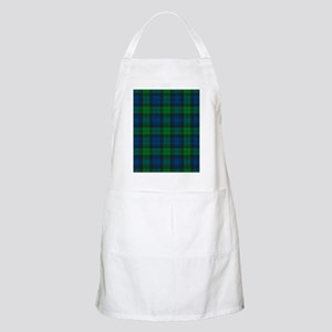 Black Watch Tartan Plaid Apron