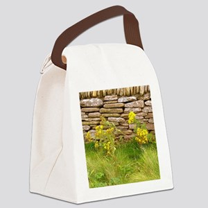 Orkney Wall Canvas Lunch Bag