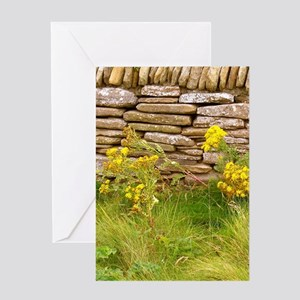 Orkney Wall Greeting Card