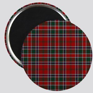 MacDonald Clan Scottish Tartan Magnet