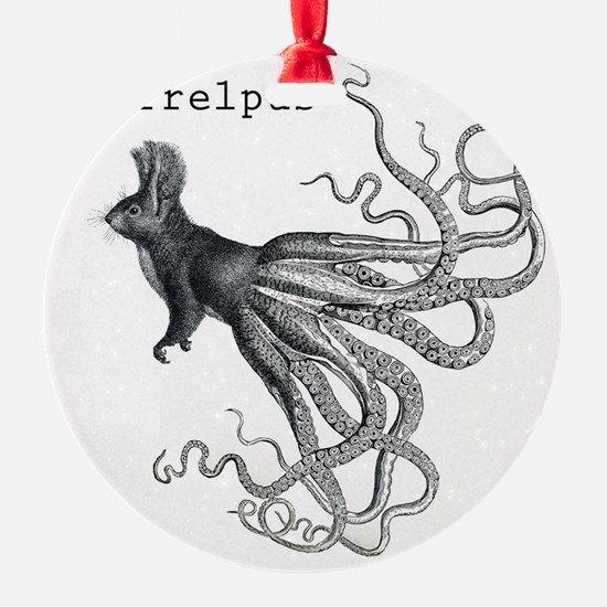 Squirrelpus Ornament