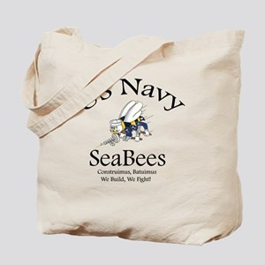 SeaBee Shirt Photo Tote Bag