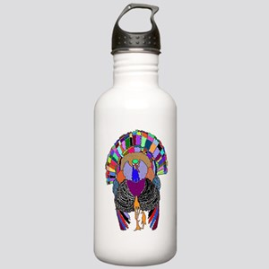 Turkey With Attitude Stainless Water Bottle 1.0L