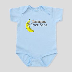 Bananas Over Saba Body Suit