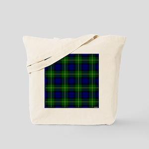 Gordon Scottish Tartan Tote Bag