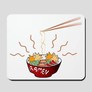 Ramen Noodles Mousepad