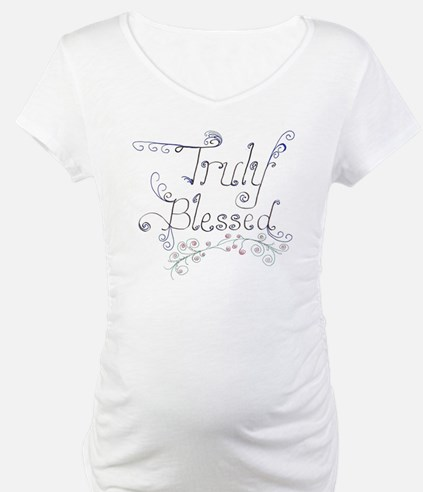 Truly blessed calligraphy Shirt