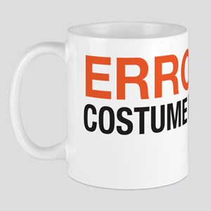 costume no found Mug