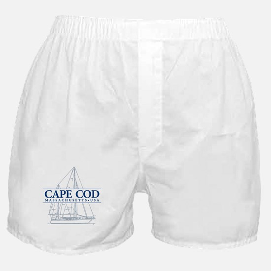 Cape Cod - Boxer Shorts