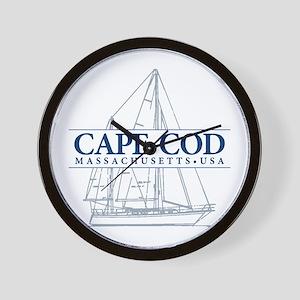 Cape Cod - Wall Clock