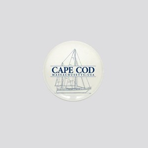 Cape Cod - Mini Button