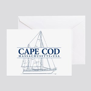 Cape Cod - Greeting Card