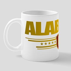 Alabama Gold Label (P) Mug