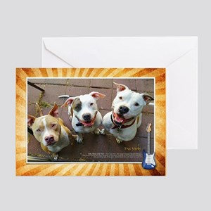 The Band Greeting Card