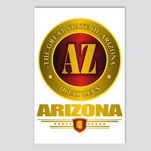 Arizona Gold Label Postcards (Package of 8)