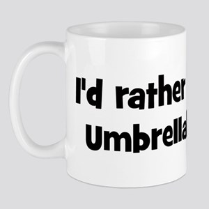 Rather be a Umbrellabird Mug