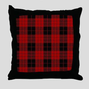 McCleod MacCleod Tartan Plaid Throw Pillow