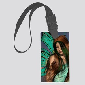 Flight of Fancy Large Luggage Tag