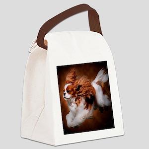 RosieRunning Canvas Lunch Bag