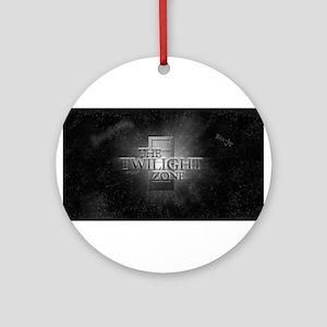 The Twilight Zone Ornament (Round)