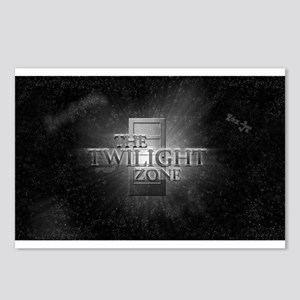 The Twilight Zone Postcards (Package of 8)