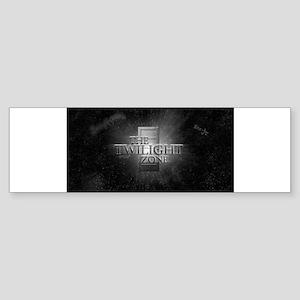 The Twilight Zone Bumper Sticker