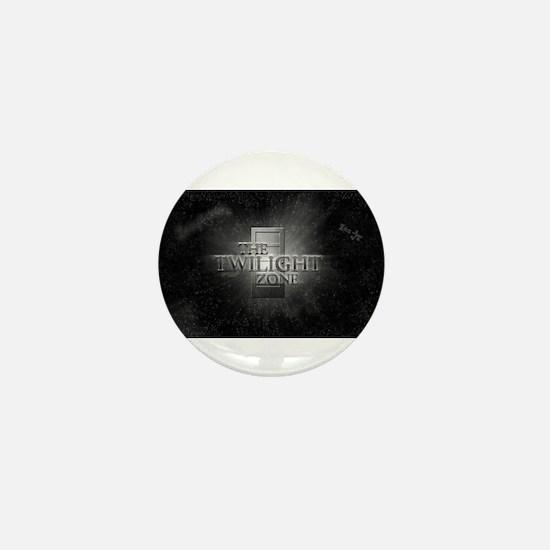 The Twilight Zone Mini Button